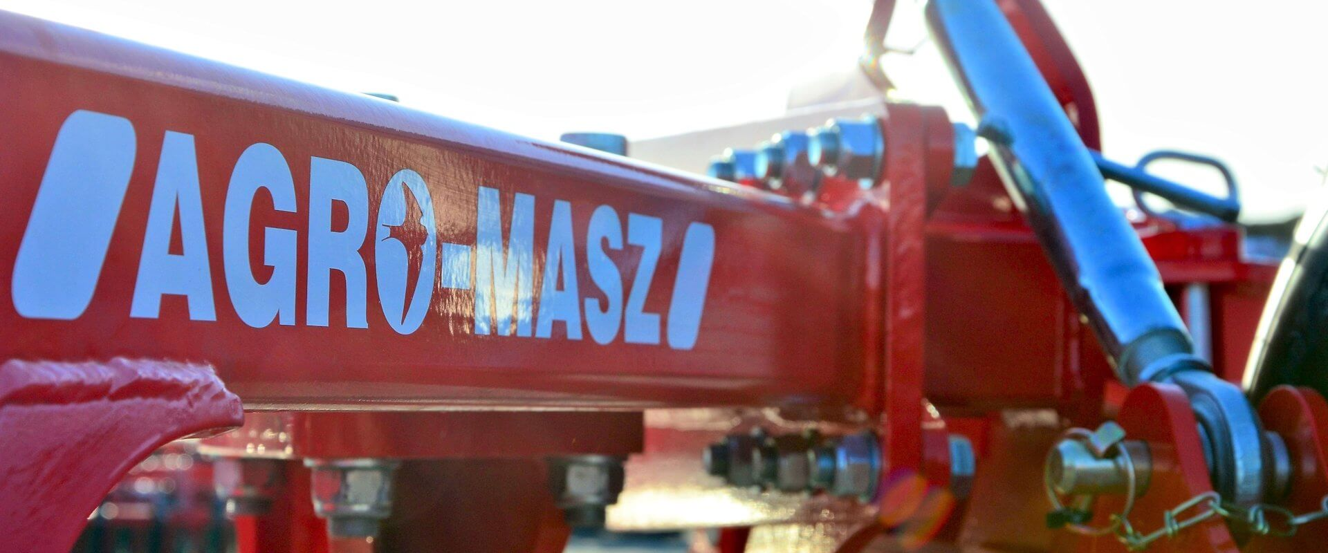 Глубокорыхлитель DURO V AGRO-MASZ