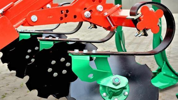Культиватор стерневой APN с пружинной защитой