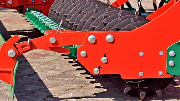 Культиватор предпосевной тяжелый AGRO-MASZ AUC