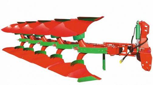 Плуг POR оборотный с рессорной защитой