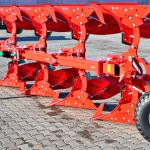 Плуг POV оборотный с болтовой защитой