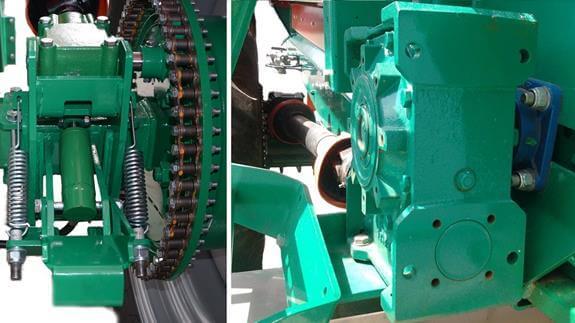 Разбрасыватель минеральных удобрений AGRO-MASZ