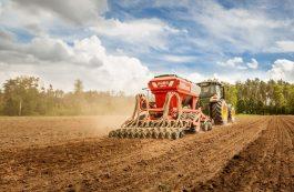 Внесение удобрений и сев AGRO-MASZ